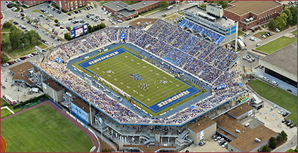 Blue Raiders welcome back Ole South as Official Home Builder