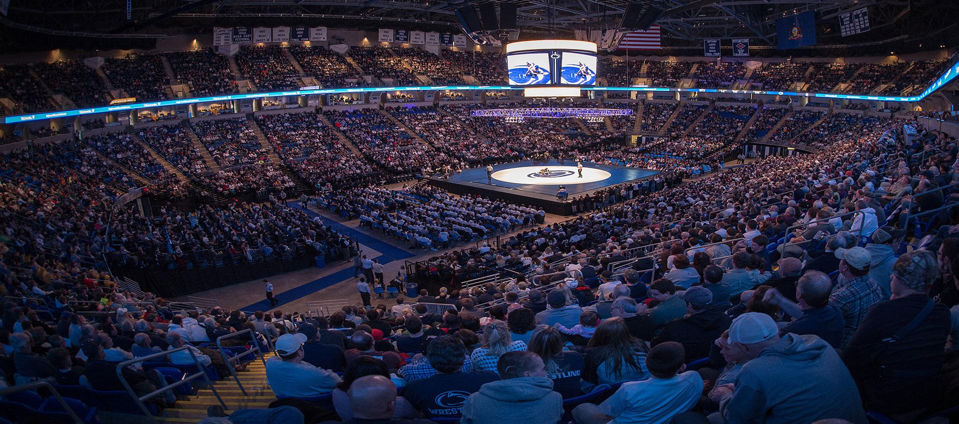 Penn State 3 wrestling