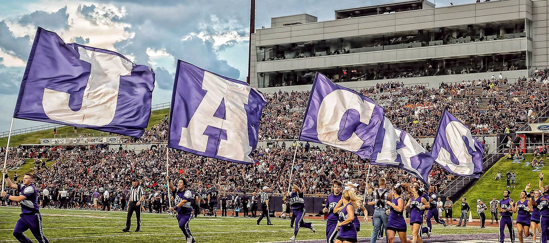 SFA ATHLETICS ANNOUNCES RELATIONSHIP WITH LEARFIELD IMG COLLEGE TICKET SOLUTIONS