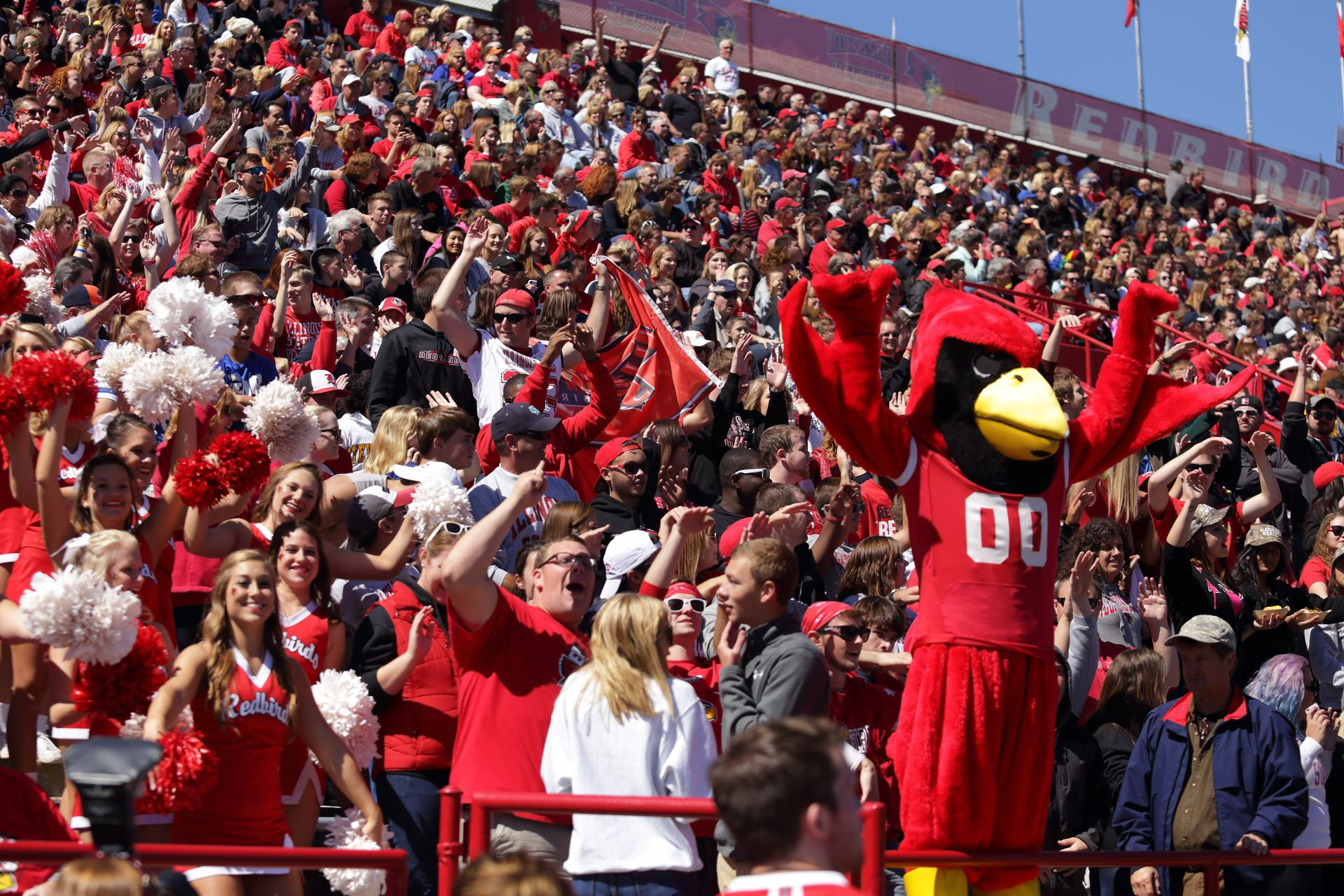 ILLINOIS STATE ATHLETICS, WJBC AGREE ON NEW 5-YEAR DEAL
