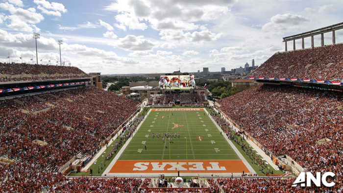 UNIVERSITY OF TEXAS SELECTS LEARFIELD COMPANY ANC TO UPGRADE VIDEO DISPLAYS AT DARRELL K ROYAL – TEXAS MEMORIAL STADIUM