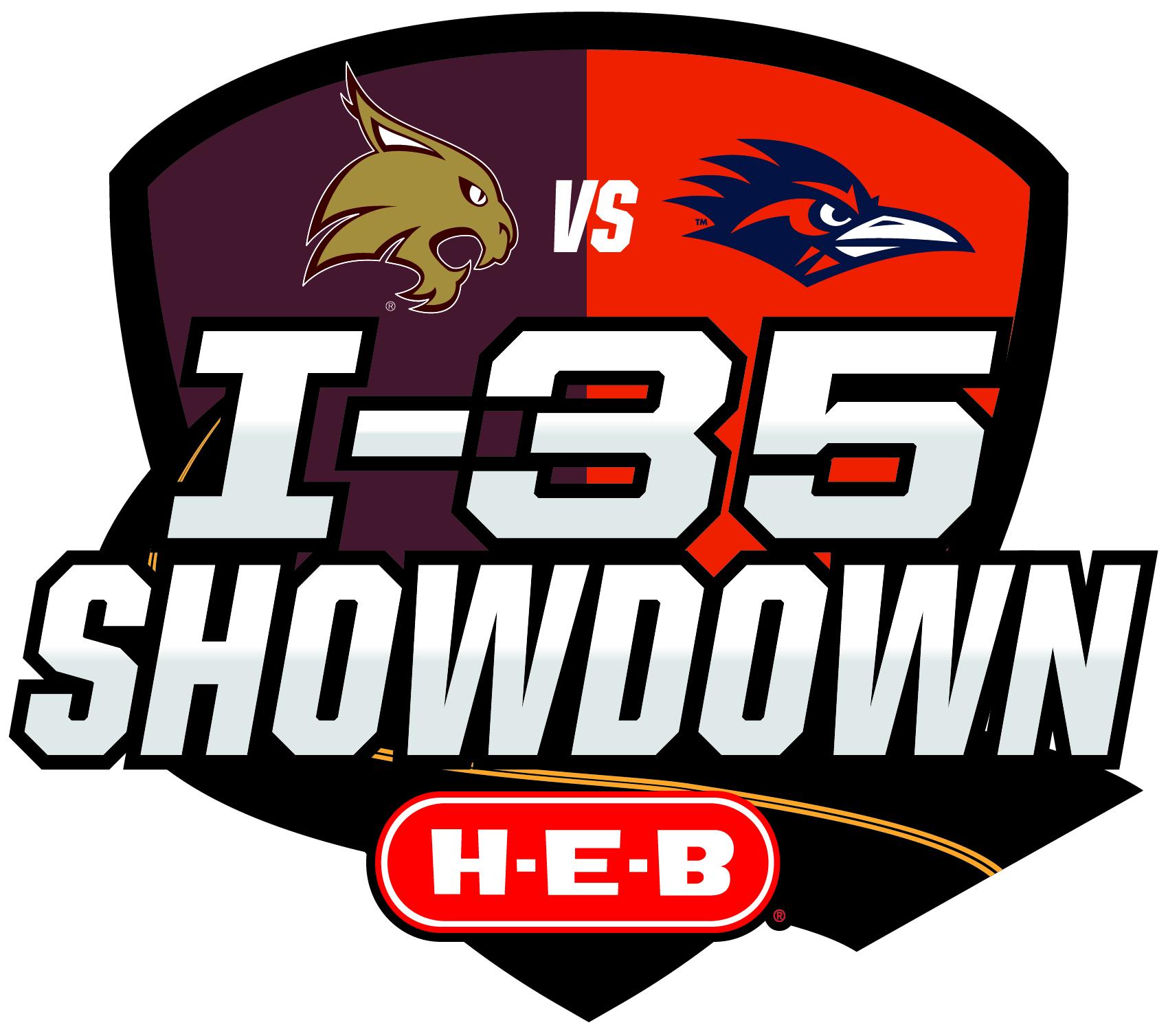 TEXAS STATE, UTSA LAUNCH H-E-B 1-35 SHOWDOWN FOR FOOTBALL SERIES