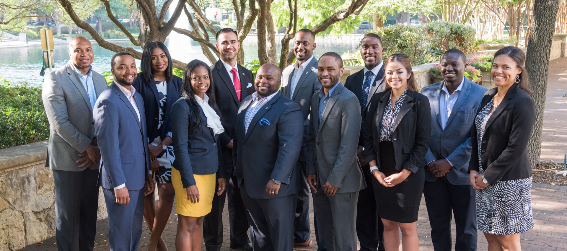 Minority Academy attendees 2017