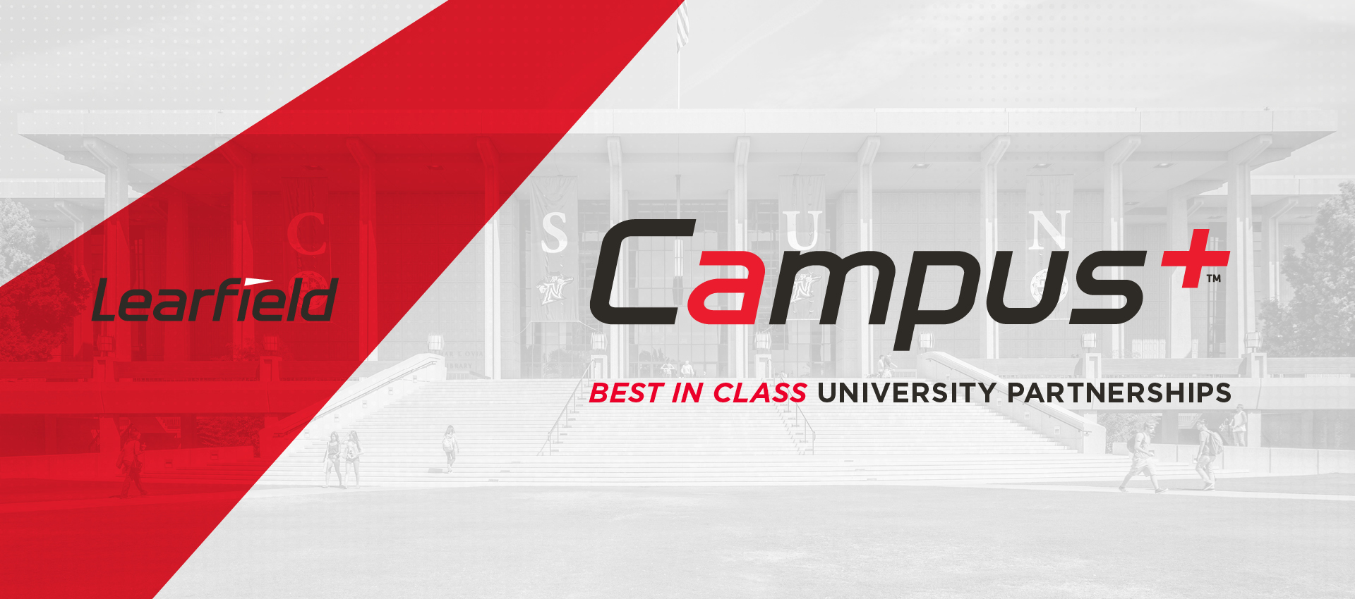 Campus+ banner Slider up top