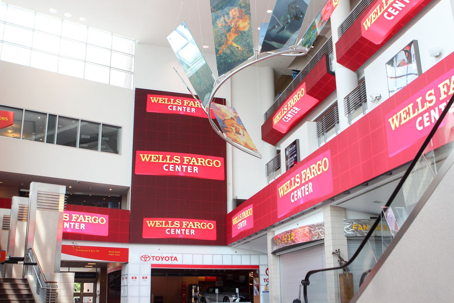 COMCAST SPECTACOR AND ANC INTRODUCE INDUSTRY-LEADING TECHNOLOGY ENHANCEMENTS AT WELLS FARGO CENTER